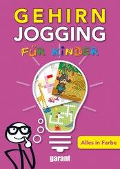 Gehirn Jogging für Kinder