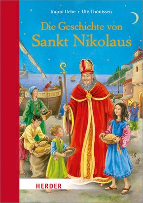 Die Geschichte von Sankt Nikolaus, Miniausgabe