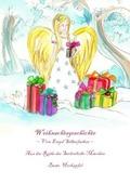 Weihnachtsgeschichte - Vom Engel Silberfarben