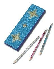 Der Zauber Indiens - Bleistifte in Geschenkschachtel