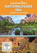 Der Reiseführer: Nationalparks USA, 1 DVD - Tl.3