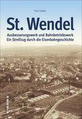 Ausbesserungswerk und Bahnbetriebswerk St. Wendel