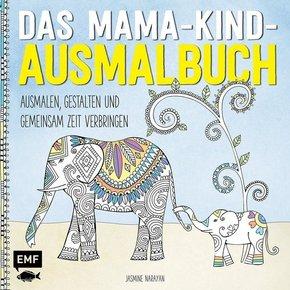 Das Mama-Kind-Ausmalbuch