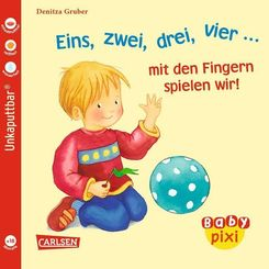 Eins, zwei, drei, vier... mit den Fingern spielen wir!