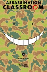 Assassination Classroom - Bd.14