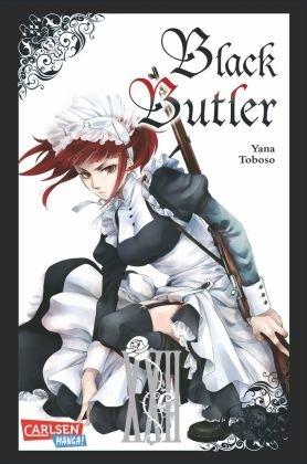 Black Butler - Bd.22