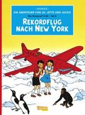 Die Abenteuer von Jo, Jette und Jocko - Rekordflug nach New York