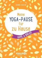 Meine Yoga-Pause für zu Hause