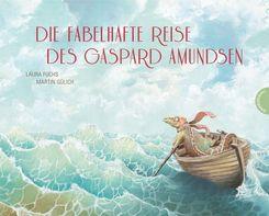 Die fabelhafte Reise des Gaspard Amundsen