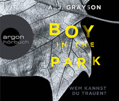 Boy in the Park - Wem kannst du trauen?, 6 Audio-CDs