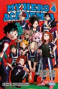 My Hero Academia - Bd.4