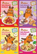 Pixi kreativ - Mitmach-Kochbücher mit der Maus (28 Expl. (4 Titel))