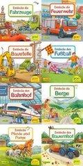 Pixi Bücher: Pixi-Buch 2179-2186 (Entdecke deine Welt 3), 8 Hefte; Serie.240