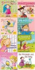 Pixi Bücher: Pixi-8er-Set 241: Pixis starke Prinzessinnen (8x1 Exemplar), m. 1 Buch, 7 Teile; 241