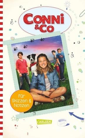 Conni & Co - Notizbuch