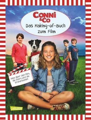 Conni & Co - Das Making-of-Buch zum Film