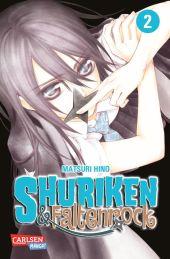 Shuriken & Faltenrock - Bd.2