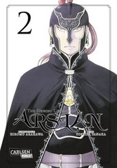 The Heroic Legend of Arslan - Bd.2