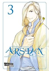 The Heroic Legend of Arslan - Bd.3