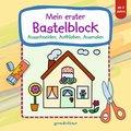 Mein erster Bastelblock - Haus