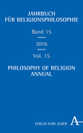 Jahrbuch für Religionsphilosophie - Bd.15/2016