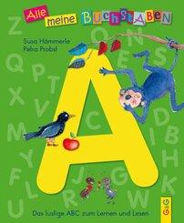 Alle meine Buchstaben - A