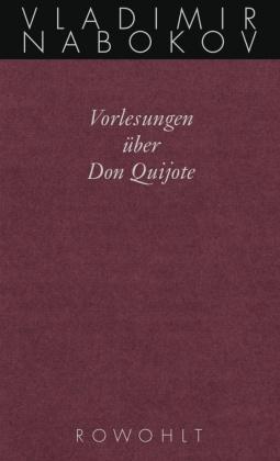 Vorlesungen über Don Quijote