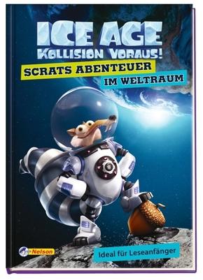 """Ice Age """"Kollision voraus!"""" - Scrats Abenteuer im Weltraum"""