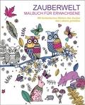 Malbuch für Erwachsene - Zauberwelt