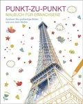 Malbuch für Erwachsene: Punkt-zu-Punkt