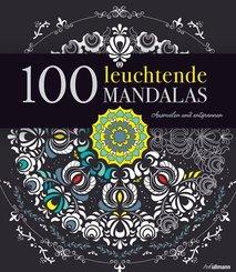 100 leuchtende Mandalas