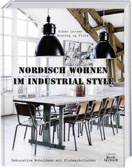 Nordisch Wohnen im Industrial Style