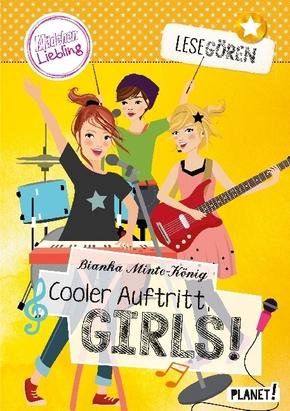 Lesegören - Cooler Auftritt, Girls!