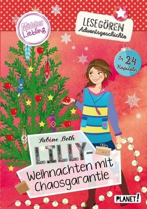 Lesegören - Lilly - Weihnachten mit Chaosgarantie