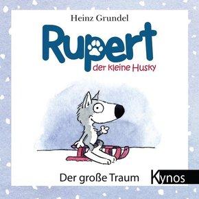 Rupert, der kleine Husky