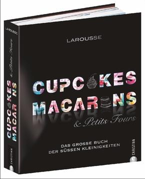 Cupcakes, Macarons & Petits Fours