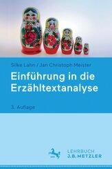 Einführung in die Erzähltextanalyse; .