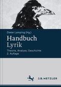 Handbuch Lyrik