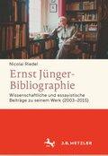 Ernst Jünger-Bibliographie
