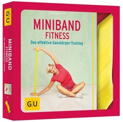 Miniband Fitness, m. Gymnastikband