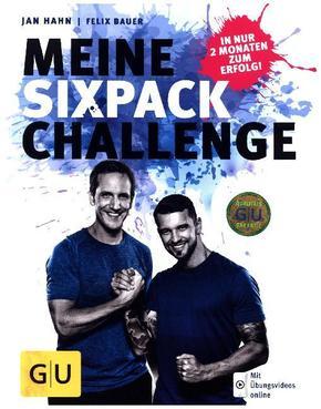 Meine Sixpack-Challenge - In nur 2 Monaten zum Erfolg! Mit Übungsvideos online