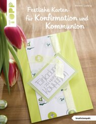 Festliche Karten für Konfirmation und Kommunion