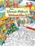 Mein Wimmel-Malbuch - Weihnachten