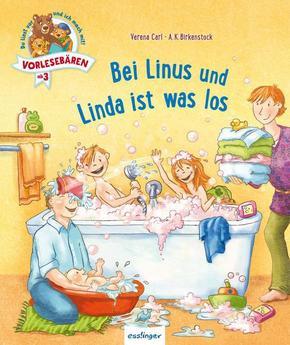 Bei Linus und Linda ist was los