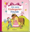 Alle meine Kindergarten-Freunde - Prinzessin
