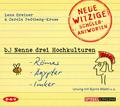 Nenne drei Hochkulturen: Römer, Ägypter, Imker, 1 Audio-CD