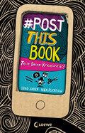 Post this book - Teile deine Kreativität!