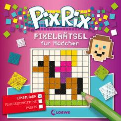Pix Rix: Pixelrätsel für Mädchen (Einsteiger)