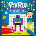 Pix Rix: Pixelrätsel für Jungs (Einsteiger)