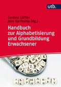Handbuch zur Alphabetisierung und Grundbildung Erwachsener